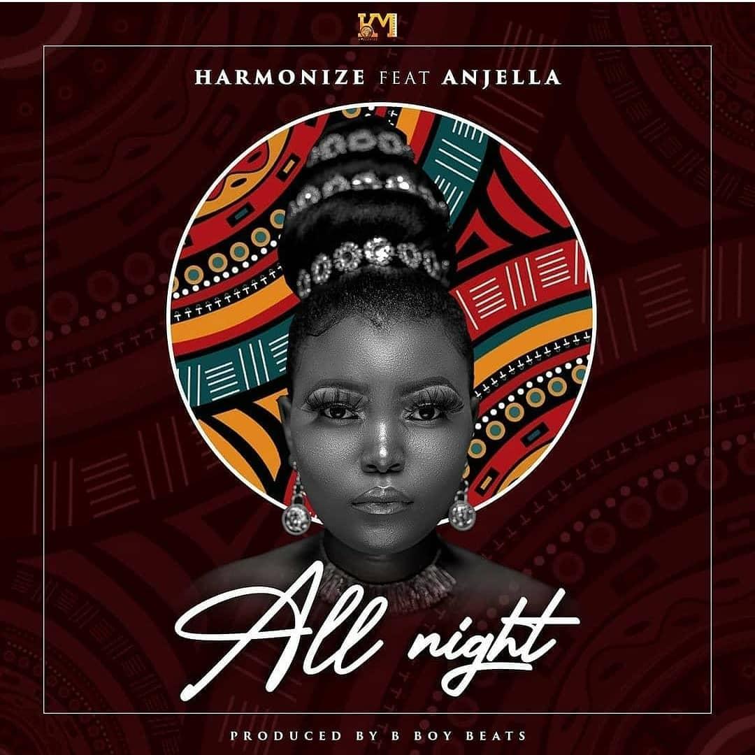 Download | Harmonize ft. Anjella – ALL NIGHT | Mp3 Audio