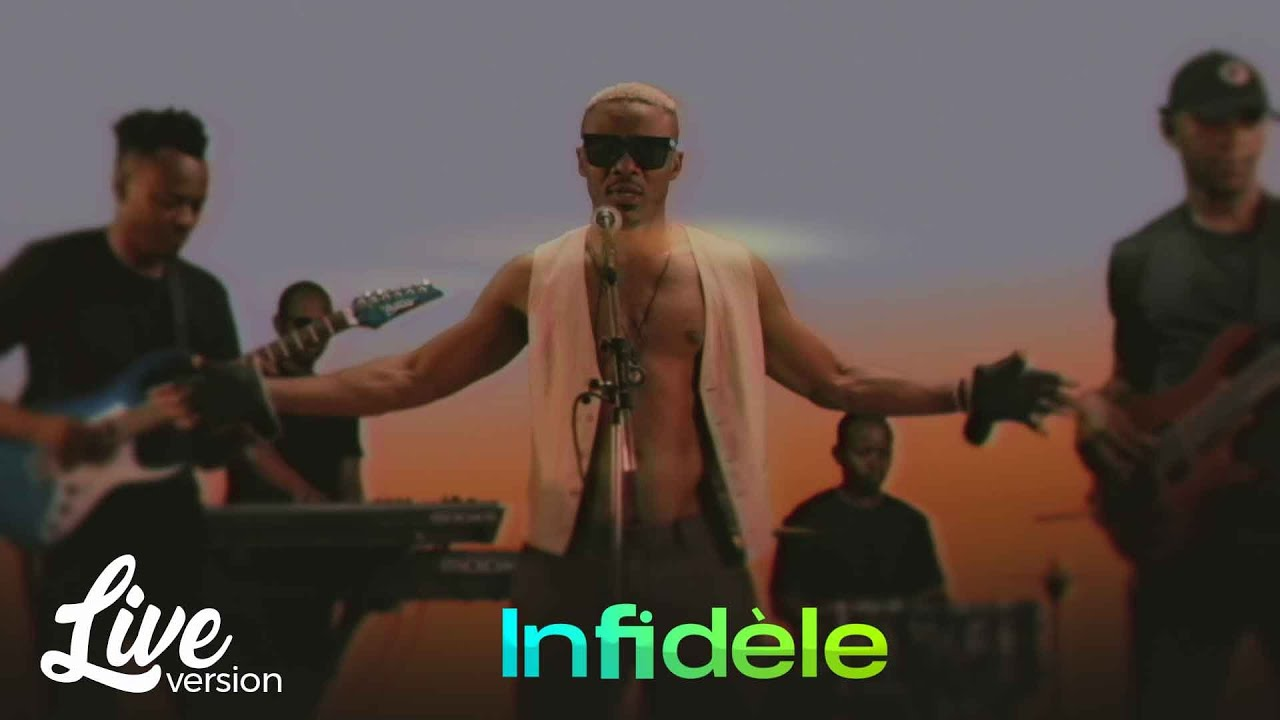 VIDEO Alikiba - Infidèle (Official Live Version)