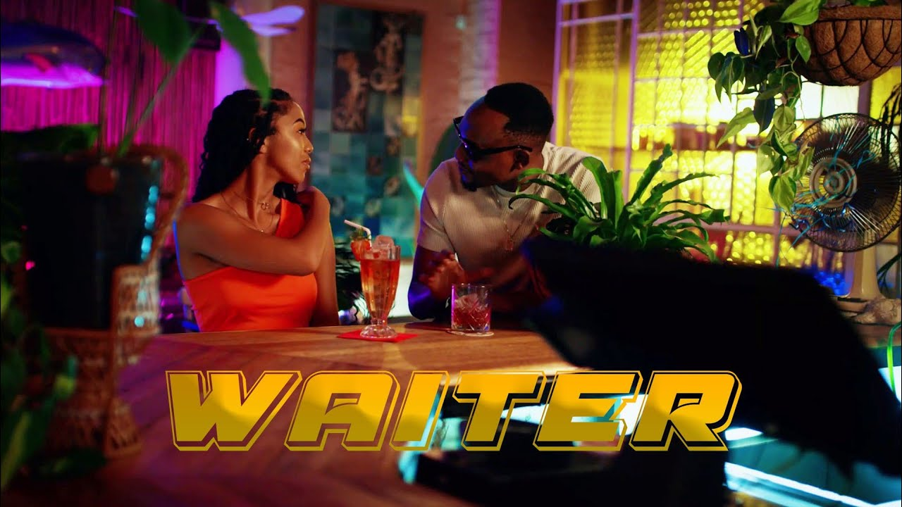 DOWNLOAD VIDEO Darassa - Waiter - Rapper known as Darasa has dropped his new visual titled as Waiter, watch it here.