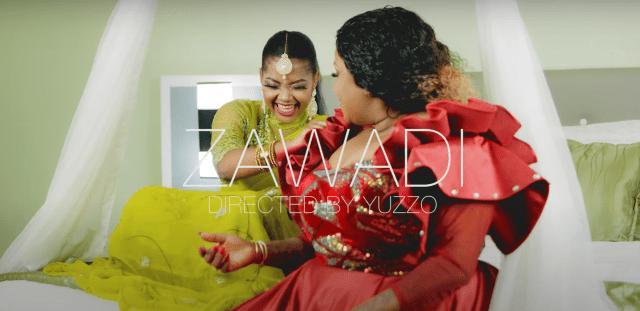 VIDEO Dj Seven ft. Isha Mashauzi – Zawadi