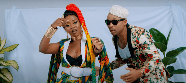 VIDEO Nadia Mukami Ft Otile Brown - KOLO