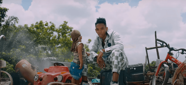 VIDEO Rapcha ft. Young Lunya x Dwin – Unaua Vibe