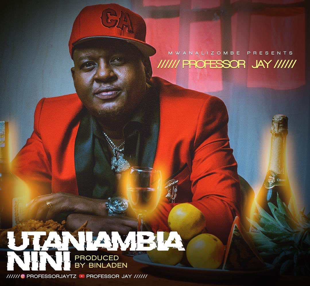 Download Professor Jay - Utaniambia Nini Mp3 Audio